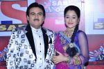 Dilip Joshi, Disha Vakani at SAB Ke anokhe awards in Filmcity on 12th Aug 2014 (594)_53eb67fb046a6.JPG