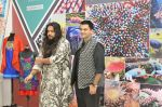 Kalol Datta and Nachiket Barve at Bombay Dyeing new home improvement range launch in Tote on 12th Aug 2014 (43)_53eb0c6a882f0.JPG