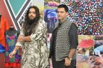 Kalol Datta and Nachiket Barve at Bombay Dyeing new home improvement range launch in Tote on 12th Aug 2014 (45)_53eb0c6c1a892.JPG