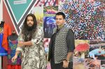 Kalol Datta and Nachiket Barve at Bombay Dyeing new home improvement range launch in Tote on 12th Aug 2014 (46)_53eb0b7ec91c7.JPG