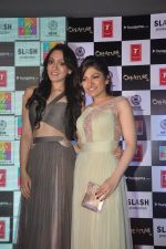 Khushali Kumar, Tulsi Kumar on ramp to promote Creature 3d film in R City Mall, Mumbai on 12th Aug 2014 (68)_53eb7316d912e.JPG