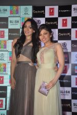 Khushali Kumar, Tulsi Kumar on ramp to promote Creature 3d film in R City Mall, Mumbai on 12th Aug 2014 (69)_53eb731878850.JPG