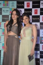 Khushali Kumar, Tulsi Kumar on ramp to promote Creature 3d film in R City Mall, Mumbai on 12th Aug 2014 (75)_53eb73215405d.JPG