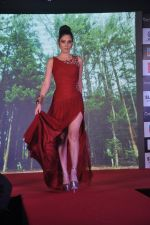 Model on ramp to promote Creature 3d film in R City Mall, Mumbai on 12th Aug 2014 (420)_53eb6f0e04bad.JPG