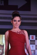 Model on ramp to promote Creature 3d film in R City Mall, Mumbai on 12th Aug 2014 (423)_53eb6f1215159.JPG