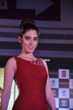 Model on ramp to promote Creature 3d film in R City Mall, Mumbai on 12th Aug 2014 (424)_53eb6f1365d8f.JPG