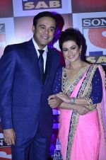 Sumeet Raghavan at SAB Ke anokhe awards in Filmcity on 12th Aug 2014 (79)_53eb68f36ef4f.JPG