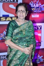 Usha Nadkarni at SAB Ke anokhe awards in Filmcity on 12th Aug 2014 (178)_53eb6908aaf84.JPG