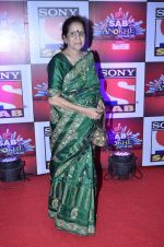 Usha Nadkarni at SAB Ke anokhe awards in Filmcity on 12th Aug 2014 (181)_53eb690d33585.JPG