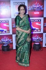 Usha Nadkarni at SAB Ke anokhe awards in Filmcity on 12th Aug 2014 (185)_53eb69136d01e.JPG