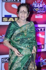 Usha Nadkarni at SAB Ke anokhe awards in Filmcity on 12th Aug 2014 (189)_53eb69195ba0f.JPG