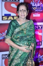 Usha Nadkarni at SAB Ke anokhe awards in Filmcity on 12th Aug 2014 (190)_53eb691ae5fac.JPG