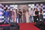 Vikram Bhatt, Bhushan Kumar, Bipasha Basu, Khushali Kumar, Tulsi Kumar on ramp to promote Creature 3d film in R City Mall, Mumbai on 12th Aug 2014 (558)_53eb732bc5919.JPG