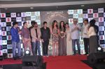 Vikram Bhatt, Bhushan Kumar, Bipasha Basu, Khushali Kumar, Tulsi Kumar on ramp to promote Creature 3d film in R City Mall, Mumbai on 12th Aug 2014 (598)_53eb732ee921b.JPG