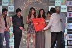 Vikram Bhatt, Bhushan Kumar, Bipasha Basu, Khushali Kumar, Tulsi Kumar on ramp to promote Creature 3d film in R City Mall, Mumbai on 12th Aug 2014 (609)_53eb733212ee6.JPG