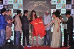 Vikram Bhatt, Bhushan Kumar, Bipasha Basu, Khushali Kumar, Tulsi Kumar on ramp to promote Creature 3d film in R City Mall, Mumbai on 12th Aug 2014 (616)_53eb7333a136a.JPG