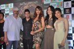 Vikram Bhatt, Bhushan Kumar, Bipasha Basu, Khushali Kumar, Tulsi Kumar on ramp to promote Creature 3d film in R City Mall, Mumbai on 12th Aug 2014 (77)_53eb7325dd9f0.JPG