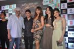 Vikram Bhatt, Bhushan Kumar, Bipasha Basu, Khushali Kumar, Tulsi Kumar on ramp to promote Creature 3d film in R City Mall, Mumbai on 12th Aug 2014 (84)_53eb7328f3421.JPG