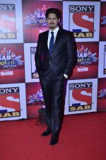 Vishal Malhotra at SAB Ke anokhe awards in Filmcity on 12th Aug 2014 (310)_53eb6929b637c.JPG