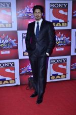 Vishal Malhotra at SAB Ke anokhe awards in Filmcity on 12th Aug 2014 (311)_53eb692b54412.JPG