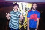 Vivaan Shah, Akhil Kapur at Gold Gym introduces Wolverine workout in Bandra, Mumbai on 12th Aug 2014 (207)_53eb09838ff4f.JPG