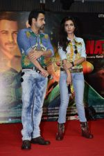 Emraan Hashmi, Humaima Malik at Raja Natwarlal club promotions in Enigma on 13th Aug 2014 (682)_53ec5cd040025.JPG