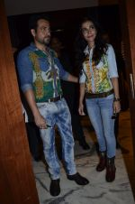 Emraan Hashmi, Humaima Malik at Raja Natwarlal club promotions in Enigma on 13th Aug 2014 (800)_53ec5de8baa64.JPG