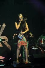 Gauhar Khan at Star Plus Raw launch in Hard Rock Cafe on 13th Aug 2014 (22)_53ec5acf6bc11.JPG
