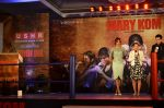 Priyanka Chopra, Mary Kom at Mary Kom music launch presented by Usha International in ITC Grand Maratha on 13th Aug 2014 (122)_53ec75e4256e8.JPG