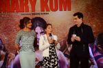 Priyanka Chopra, Mary Kom at Mary Kom music launch presented by Usha International in ITC Grand Maratha on 13th Aug 2014 (128)_53ec75e859ee6.JPG