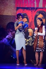 Priyanka Chopra, Mary Kom at Mary Kom music launch presented by Usha International in ITC Grand Maratha on 13th Aug 2014 (134)_53ec75ecbbbd3.JPG