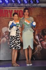 Priyanka Chopra, Mary Kom at Mary Kom music launch presented by Usha International in ITC Grand Maratha on 13th Aug 2014 (170)_53ec75ff2f496.JPG