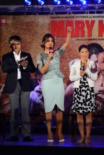 Priyanka Chopra, Mary Kom at Mary Kom music launch presented by Usha International in ITC Grand Maratha on 13th Aug 2014 (177)_53ec76032e006.JPG