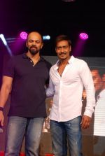 Ajay Devgan, Rohit Shetty promotes Singham Returns in Mithibai college on 14th Aug 2014 (100)_53ed69d20e102.JPG