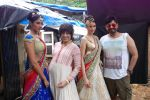 Alecia Raut, Rohit Verma at Rohit Verma_s his newest collection Vrindavan on 14th Aug 2014 (6)_53ede3c766da7.JPG