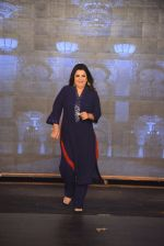 Farah Khan walks for Manish Malhotra Show in Mumbai on 14th Aug 2014 (317)_53ede92be524b.JPG