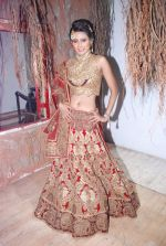 Nigaar Khan at Rohit Verma_s his newest collection Vrindavan on 14th Aug 2014 (79)_53ede41fe2aae.JPG