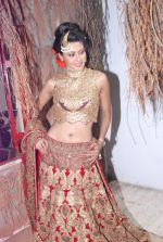 Nigaar Khan at Rohit Verma_s his newest collection Vrindavan on 14th Aug 2014 (80)_53ede4216f8f0.JPG
