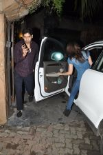 Alia Bhatt snapped at Karan_s house in Bandra, Mumbai on 15th Aug 2014 (20)_53ef458de5346.JPG