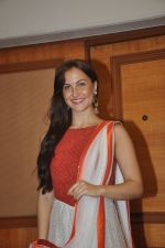 Elli Avram at special Indian national anthem launch in Palm Grove on 15th Aug 2014 (146)_53ef50c285403.JPG