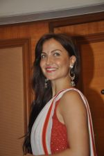 Elli Avram at special Indian national anthem launch in Palm Grove on 15th Aug 2014 (147)_53ef510f8b390.JPG