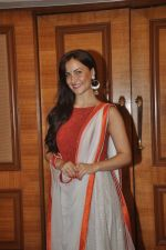 Elli Avram at special Indian national anthem launch in Palm Grove on 15th Aug 2014 (162)_53ef50d7cf9d8.JPG