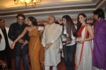 Elli Avram, Bhairavi Goswami, Udit Narayan at special Indian national anthem launch in Palm Grove on 15th Aug 2014 (237)_53ef50dab1628.JPG
