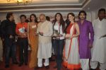 Elli Avram, Bhairavi Goswami, Udit Narayan at special Indian national anthem launch in Palm Grove on 15th Aug 2014 (240)_53ef50dc24806.JPG