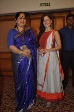 Elli Avram, Sunanda Shetty at special Indian national anthem launch in Palm Grove on 15th Aug 2014 (130)_53ef4f0701a95.JPG