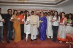 Elli Avram, Sunanda Shetty, Bhairavi, Tanisha Singh, Udit Narayan, Wajid Ali at special Indian national anthem launch in Palm Grove on 15th Aug 20 (26)_53ef4fcbf244f.JPG