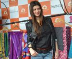 Kainaat Arora at the Umang college Festive 2014 at the launch_53ef43444089c.JPG