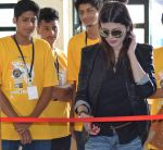 Kainaat Arora at the Umang college Festive 2014 launch on the Day 1._53ef434d2f68e.JPG