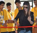 Kainaat Arora at the Umang college Festive 2014 launch on the Day 1_53ef434b1f081.JPG
