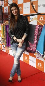 Kainaat Arora at the Umang college Festive 2014 launch on the Day.5_53ef435205329.JPG